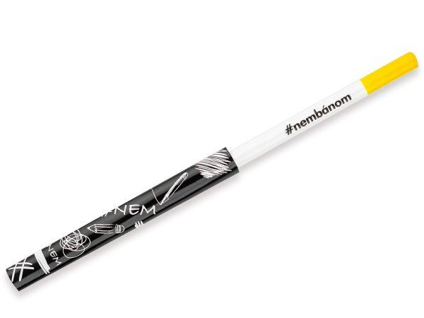 Kreatív ceruza - #NEMcerka - 1 db
