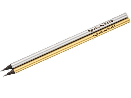 Kreatív ceruza - ziccerka - Egy szó, mint száz
