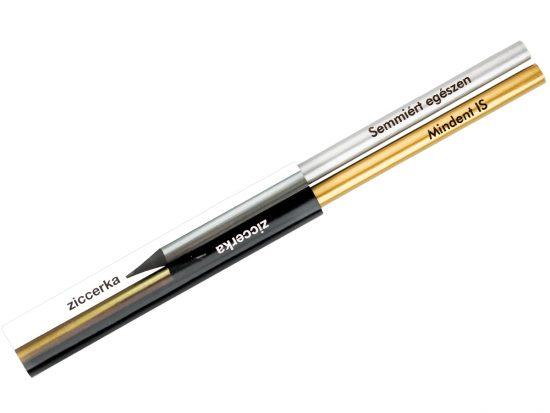 Kreatív ceruza - ziccerka - Mindent IS
