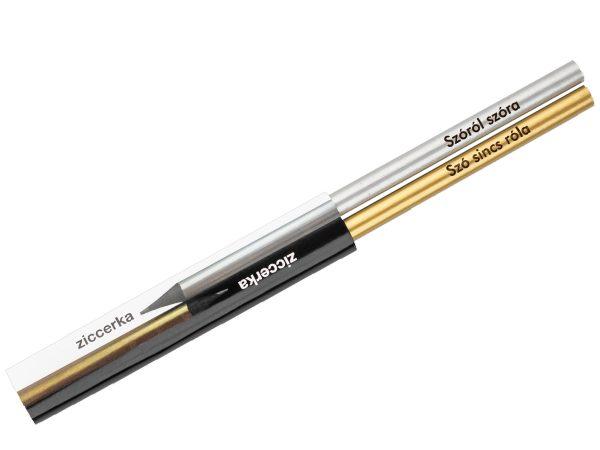 Kreatív ceruza - ziccerka - Szóról szóra